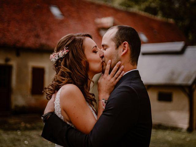 Le mariage de William et Celine à Bannegon, Cher 27