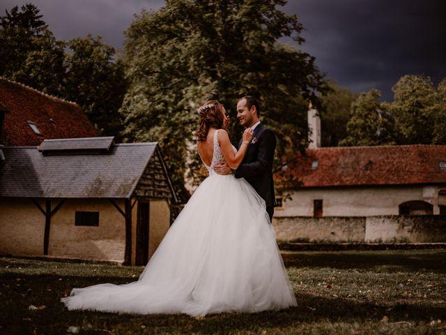 Le mariage de William et Celine à Bannegon, Cher 28