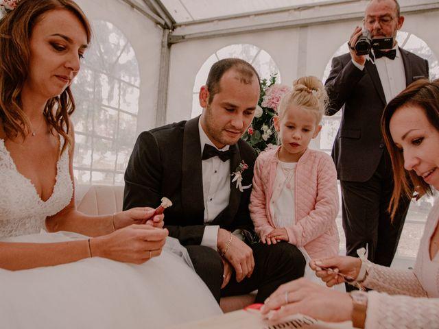Le mariage de William et Celine à Bannegon, Cher 39