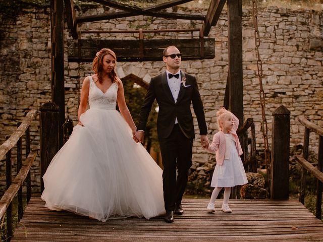 Le mariage de William et Celine à Bannegon, Cher 42
