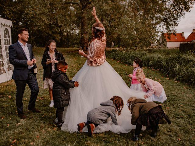Le mariage de William et Celine à Bannegon, Cher 44