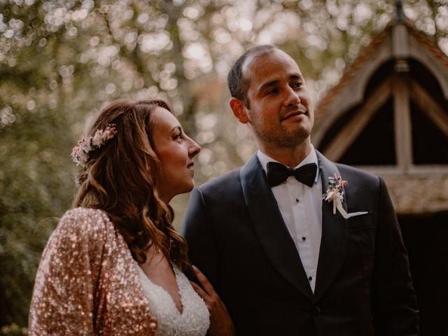 Le mariage de William et Celine à Bannegon, Cher 45