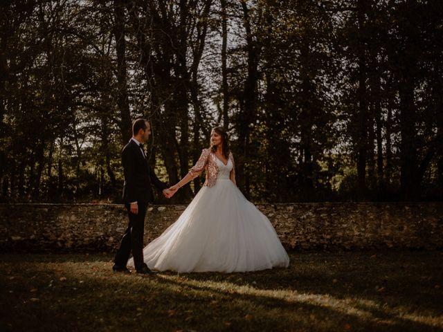 Le mariage de William et Celine à Bannegon, Cher 47