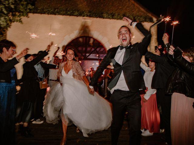 Le mariage de William et Celine à Bannegon, Cher 56