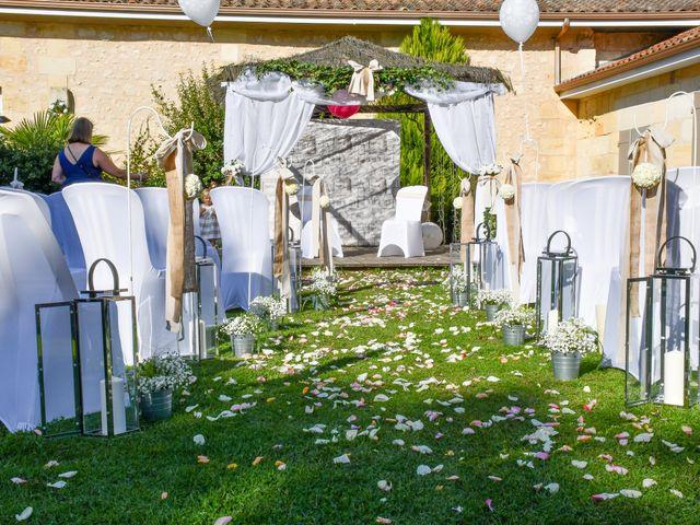 Le mariage de Nicolas et Aurélia à Bruges, Gironde 14