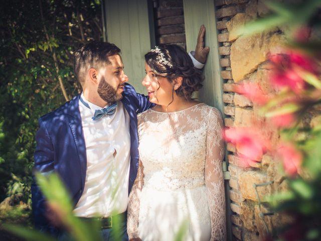 Le mariage de Joanna et Adrien