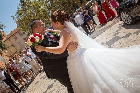 Le mariage de Gautier et Emilie à Fréjus, Var 5