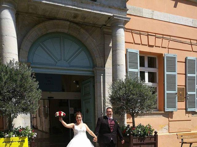 Le mariage de Gautier et Emilie à Fréjus, Var 14