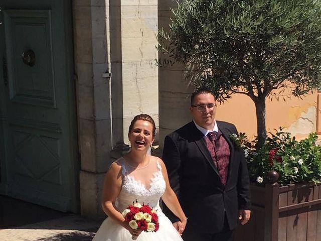 Le mariage de Gautier et Emilie à Fréjus, Var 16