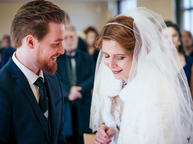 Le mariage de Julien et Audray à Vauréal, Val-d'Oise 3
