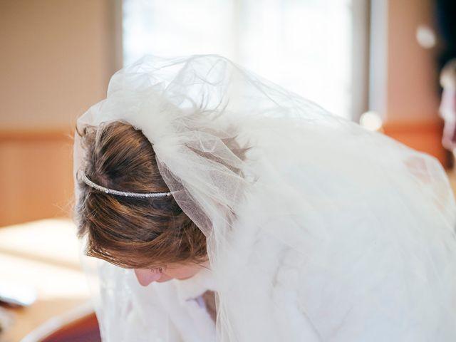 Le mariage de Julien et Audray à Vauréal, Val-d'Oise 4