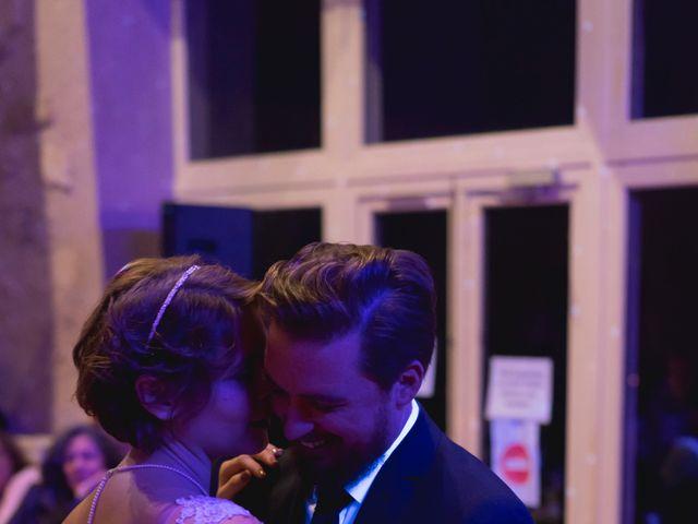 Le mariage de Julien et Audray à Vauréal, Val-d'Oise 11