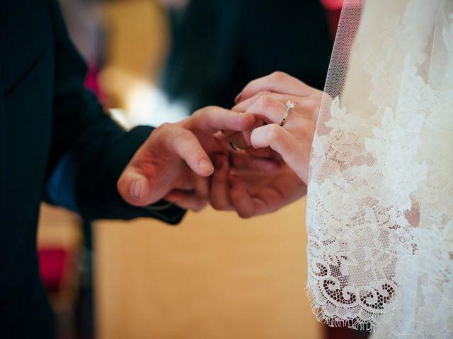 Le mariage de Julien et Audray à Vauréal, Val-d'Oise 32