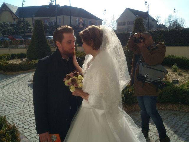Le mariage de Julien et Audray à Vauréal, Val-d'Oise 33