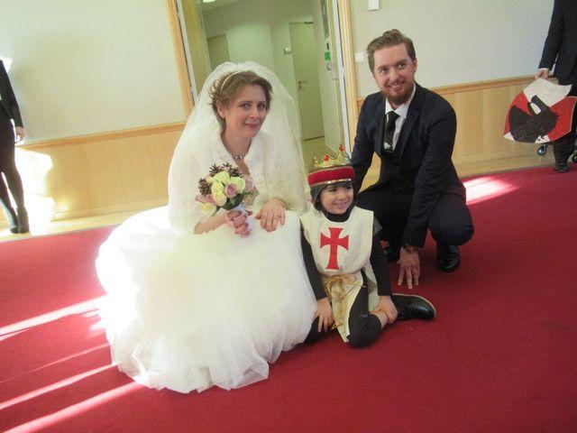 Le mariage de Julien et Audray à Vauréal, Val-d'Oise 34