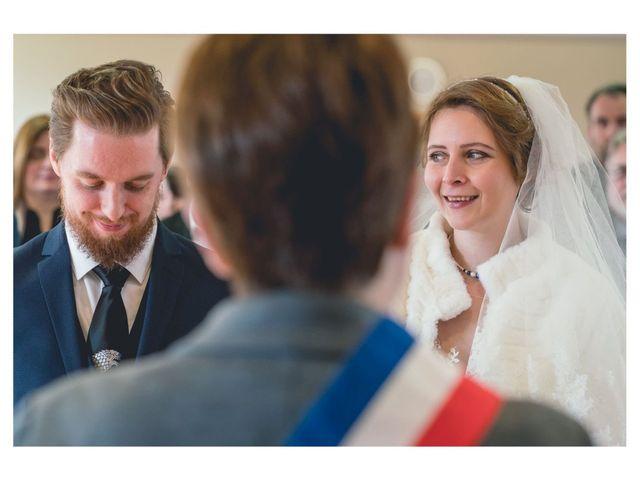 Le mariage de Julien et Audray à Vauréal, Val-d'Oise 35