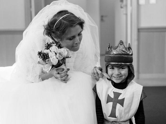 Le mariage de Julien et Audray à Vauréal, Val-d'Oise 36