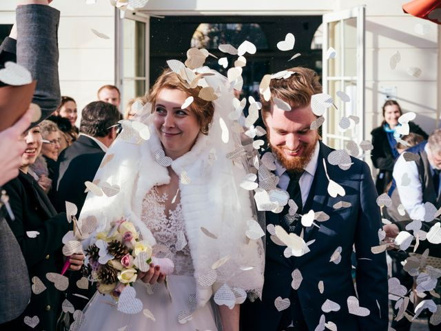 Le mariage de Julien et Audray à Vauréal, Val-d'Oise 38