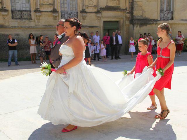 Le mariage de Pascale et Stéphane à Marsillargues, Hérault 11