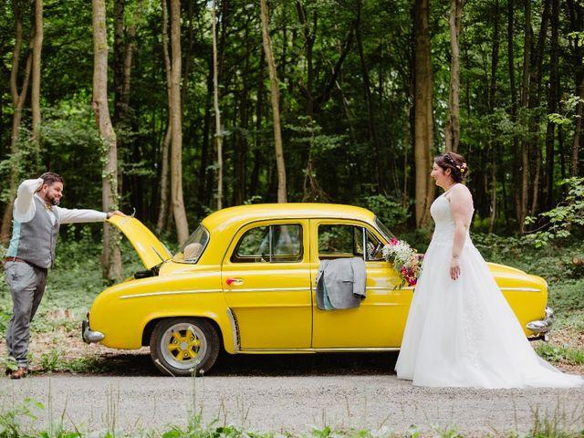 Le mariage de Dimitri et Laura à Chevincourt, Oise 13