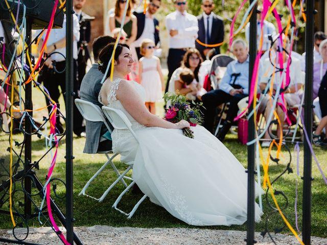 Le mariage de Dimitri et Laura à Chevincourt, Oise 17