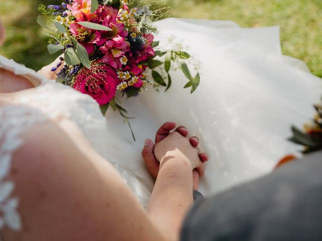 Le mariage de Dimitri et Laura à Chevincourt, Oise 41