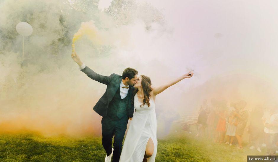 Le mariage de Ludovic et Mylene à Entrammes, Mayenne