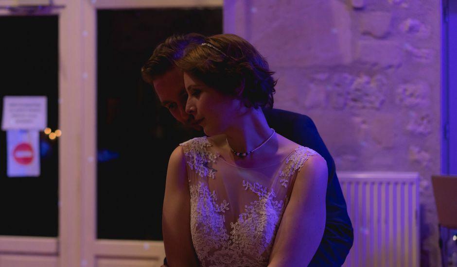 Le mariage de Julien et Audray à Vauréal, Val-d'Oise