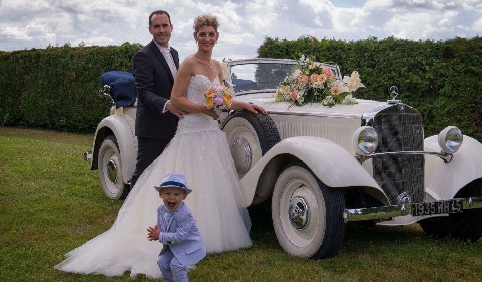 Le mariage de Jérémie et Christel à Orléans, Loiret