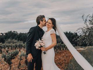 Le mariage de Martine et Séverin