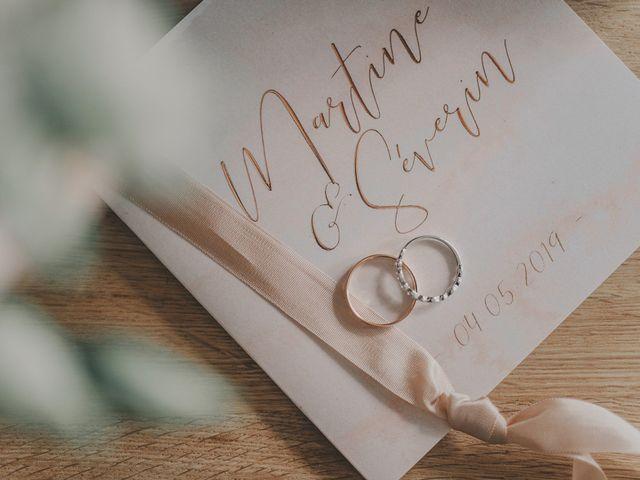 Le mariage de Séverin et Martine à Montpellier, Hérault 6