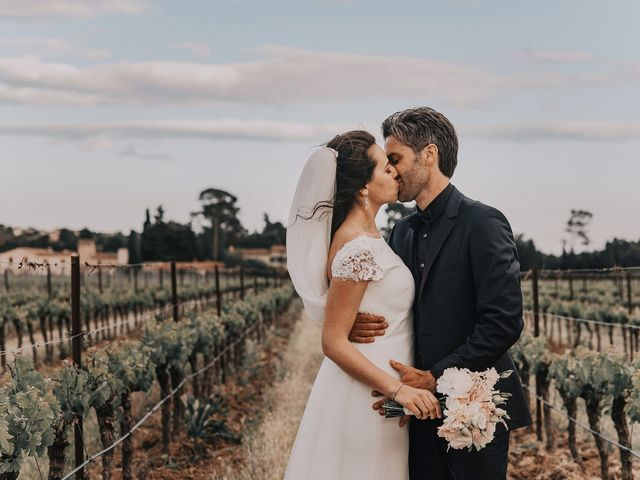 Le mariage de Séverin et Martine à Montpellier, Hérault 61