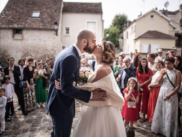 Le mariage de Dora et Grégoire