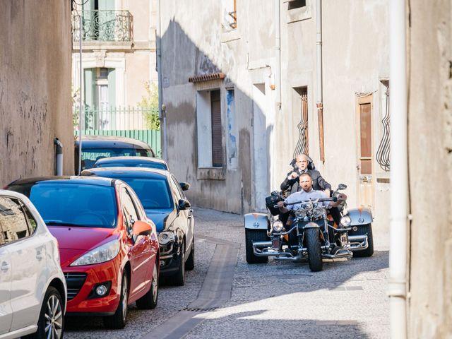 Le mariage de Nicolas et Carla à Lespignan, Hérault 14