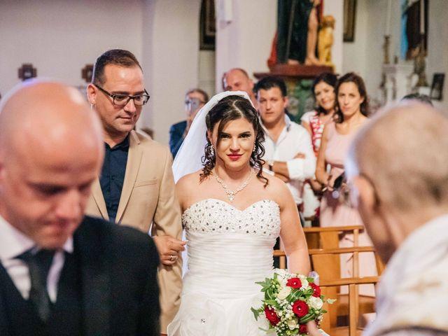 Le mariage de Nicolas et Carla à Lespignan, Hérault 19