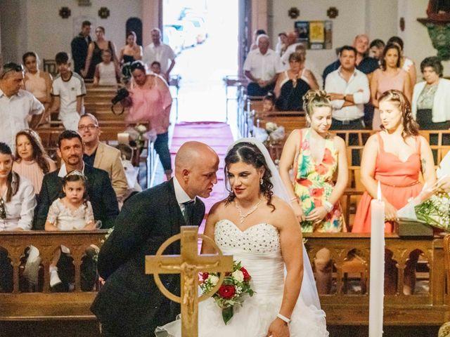 Le mariage de Nicolas et Carla à Lespignan, Hérault 21