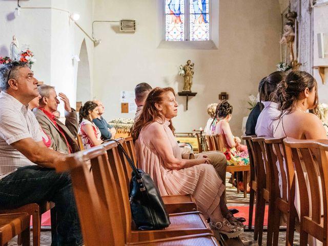 Le mariage de Nicolas et Carla à Lespignan, Hérault 23