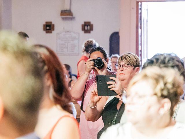 Le mariage de Nicolas et Carla à Lespignan, Hérault 25