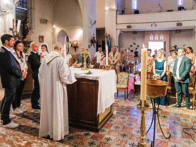 Le mariage de Nicolas et Carla à Lespignan, Hérault 27