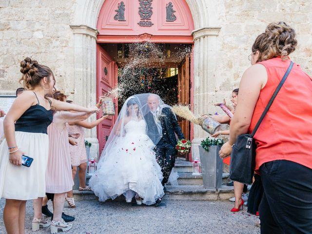 Le mariage de Nicolas et Carla à Lespignan, Hérault 33