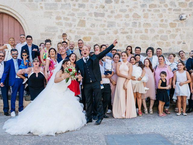 Le mariage de Nicolas et Carla à Lespignan, Hérault 36