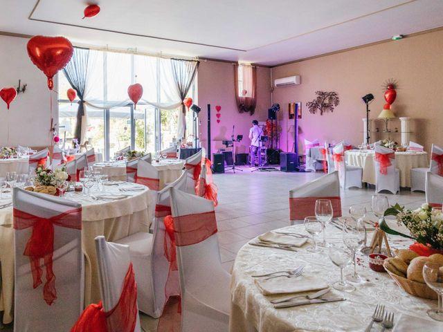 Le mariage de Nicolas et Carla à Lespignan, Hérault 38