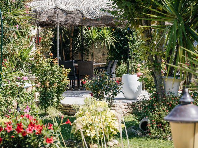 Le mariage de Nicolas et Carla à Lespignan, Hérault 42