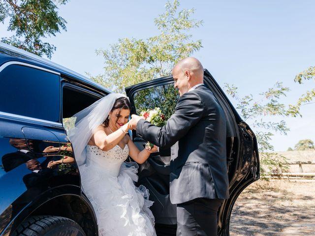 Le mariage de Nicolas et Carla à Lespignan, Hérault 44