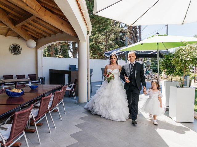 Le mariage de Nicolas et Carla à Lespignan, Hérault 45