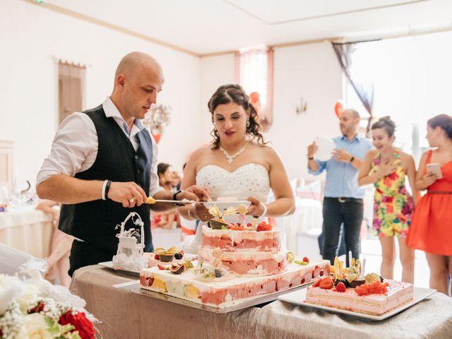 Le mariage de Nicolas et Carla à Lespignan, Hérault 61