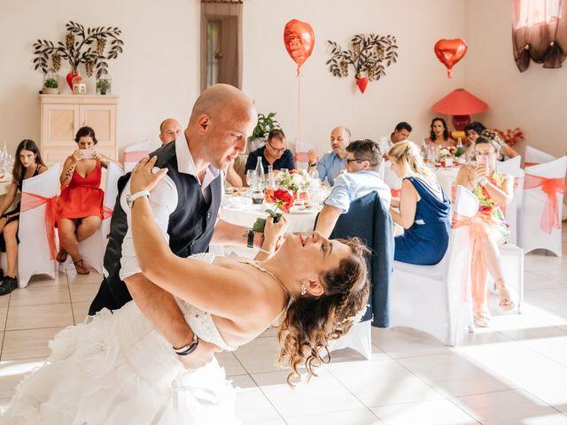 Le mariage de Nicolas et Carla à Lespignan, Hérault 63