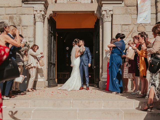 Le mariage de Tiphaine et Julien