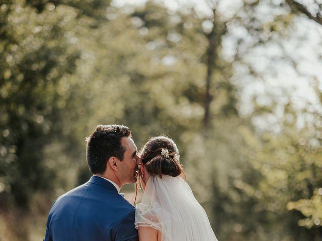 Le mariage de Julien et Tiphaine à Chambles, Loire 54