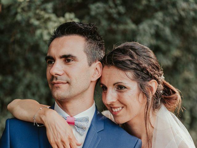 Le mariage de Julien et Tiphaine à Chambles, Loire 58